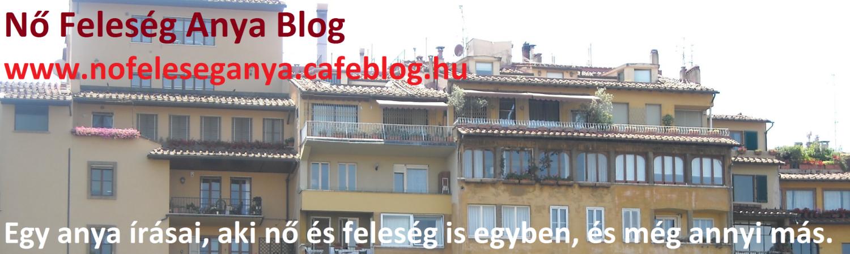 Nő Feleség Anya Blog